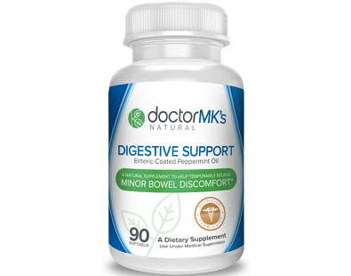 Doctor MK's Digestive Support Review