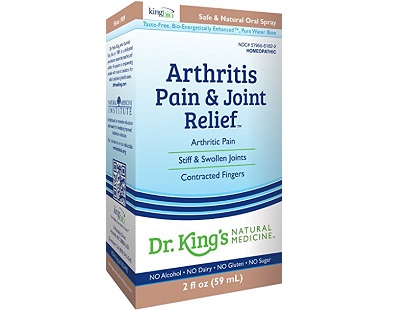 Dr King's Arthritis Pain & Joint treatment Relief Review