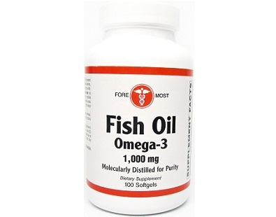 Fore Most Fish Oil Omega 3 Review