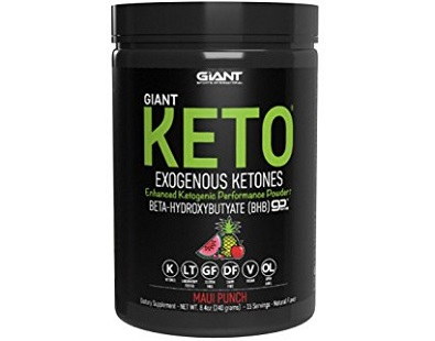 Giant Keto Exogenous Ketones Review