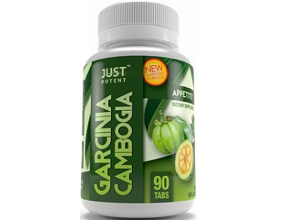 Just Potent High Grade Garcinia Cambogia Review
