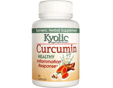 Kyolic Curcumin supplement Review