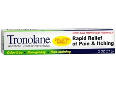 Monticello Tronolane Dual Action Anesthetic Cream Review