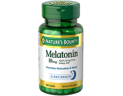 Nature's Bounty Melatonin supplement Review