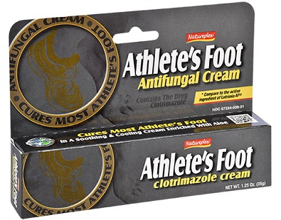 Natureplex Athlete's Foot Antifungal Cream