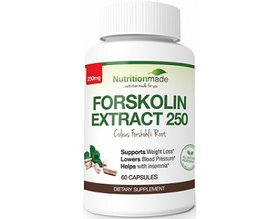 Nutritionmade Forskolin Extract 250 Review