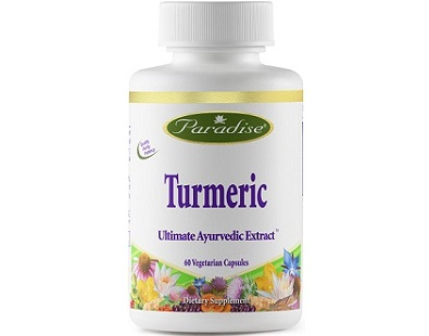Paradise Turmeric supplement Review