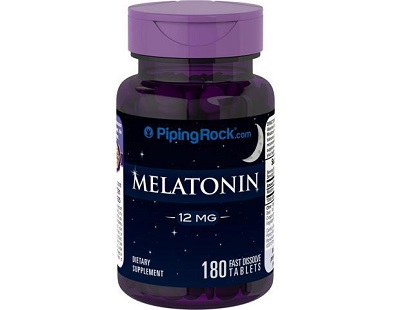 Piping Rock Melatonin supplement Review