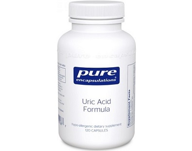 Pure Encapsulations Uric Acid Formula Review