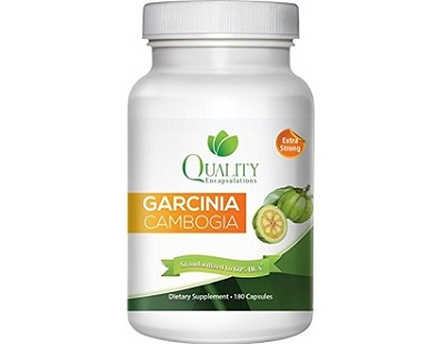 Quality Encapsulations Pure Garcinia Cambogia Extract Review
