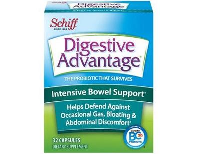 Schiff Vitamins Digestive Advantage supplement Review