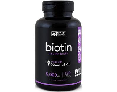 Sport Research Biotin