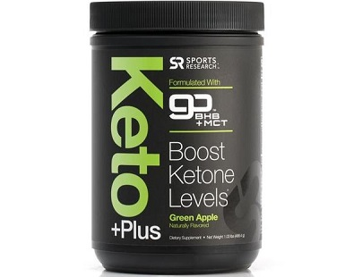 Sports Research Keto Plus supplement Review
