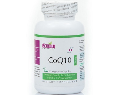 Zenith Nutrition CoQ10 Review