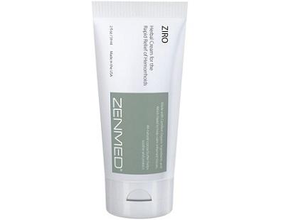 Zenmed Ziro hemorrhoid supplement Review
