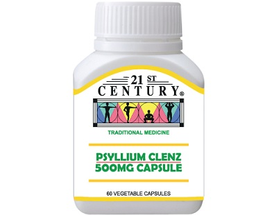 21st Century Psyllium Clenz for Colon Cleanse