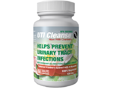 AOR UTI Cleanse Now With Cranberry Review