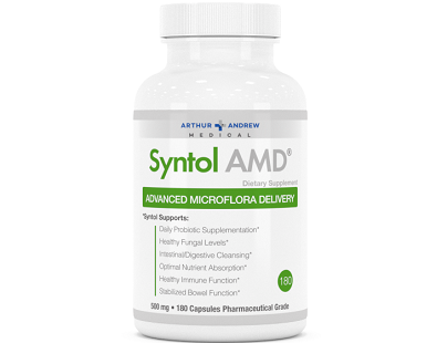 Arthur Andrew Medical Syntol for Yeast Infection