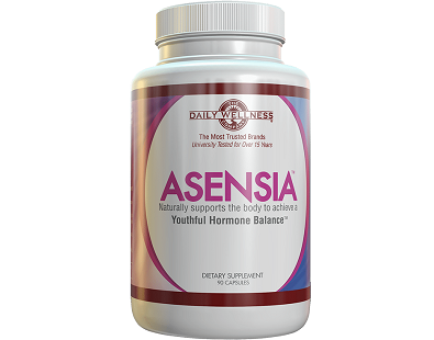 Asensia Feel Good Again for Menopause