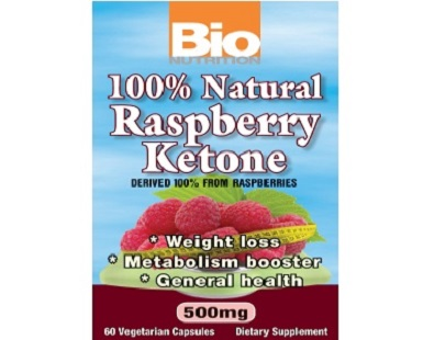 Bio Nutrition 100% Natural Raspberry Ketone for Weight Loss