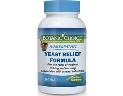 Botanic Choice Homeopathic Yeast Relief Formula Review