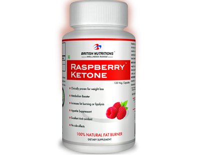 British Nutritions Raspberry Ketones for Weight Loss