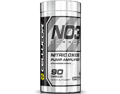 Cellucor No3 Chrome Nitric Oxide Pump Amplifier