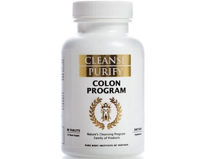 Cleanse Purify Colon Program Review