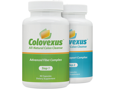 Colovexus 2 Stage Colon Cleanser Review
