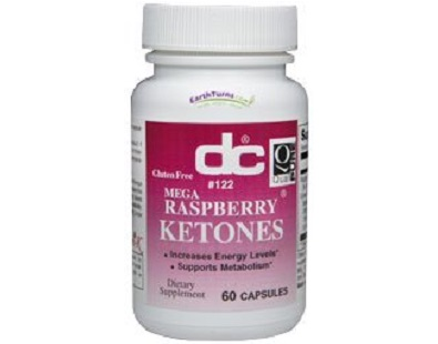 DC Laboratories Mega Raspberry Ketones for Weight Loss