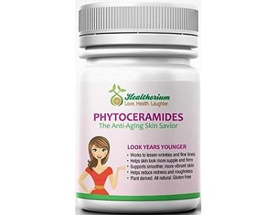 Healthorium Phytoceramides for Anti Aging