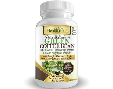 Healthy Plus Prime Green Coffee Bean