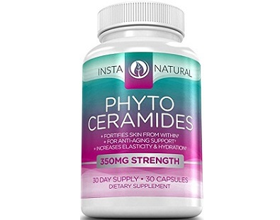 InstaNatural Phytoceramides for Anti Aging