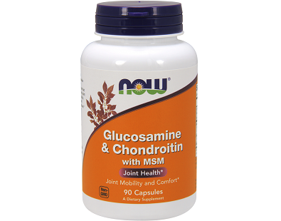 Now Foods Glucosamine & Chondroitin with MSM Review