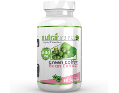 Nutrahouse Green Coffee Bean Extract Review