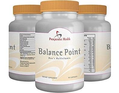 Progressive Health Balance Point for Women for Menopause