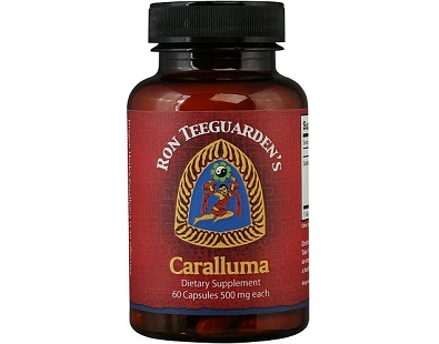 Ron Teeguarden's Dragon Herbs Caralluma for Weight Loss