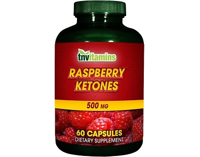 TNVitamins Raspberry Ketones for Weight Loss