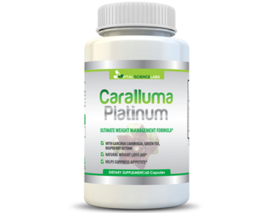 Vital Science Labs Caralluma for Weight Loss