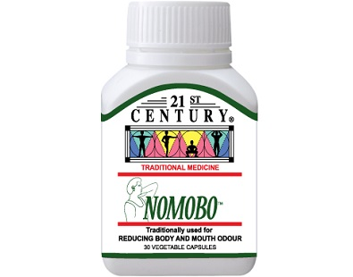 21st Century Nomobo for Bad Breath & Body Odor