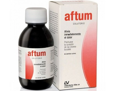 Aftum for Canker Sore Relief