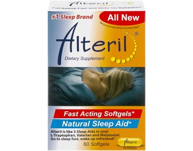 Alteril Natural Sleep Aid for Insomnia