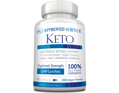 Approved Science Keto for Weight Loss