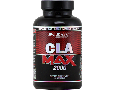 BioSport CLA Max 2000 for Weight Loss