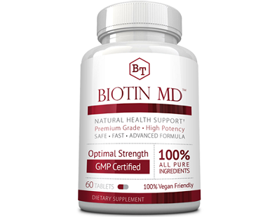 Biotin MD for Hair Growth