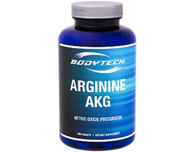 BodyTech Arginine AKG for Heart and Muscle