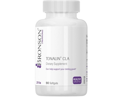 Bronson Vitamins Tonalin CLA for Weight Loss