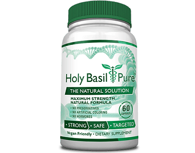 Holy Basil Pure for General Health