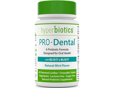 HyperBiotics PRO-Dental for Bad Breath & Body Odor