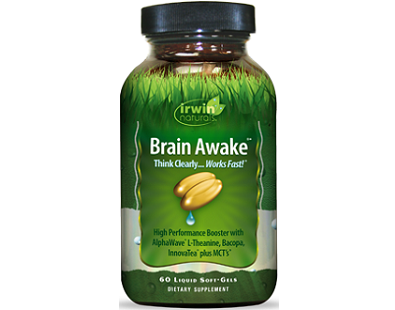 Irwin Naturals Brain Awake! for Brain Booster